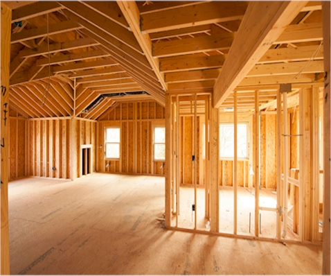 Residential House Framing, Residential House Framing, Minnesota